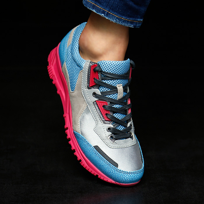 SK DNRU TOME 22 <BR>新款运动鞋(BL)