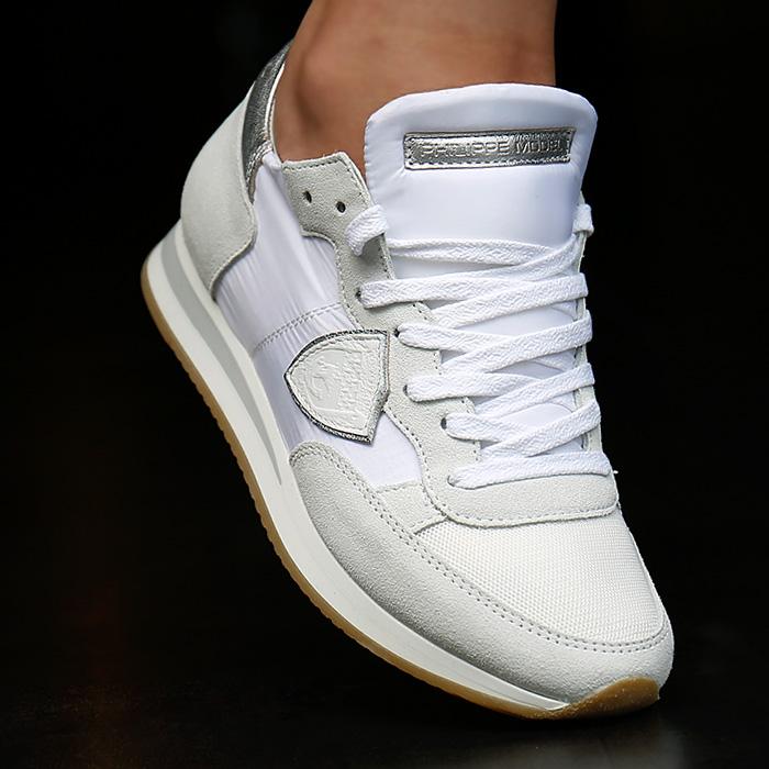19SS TRLD 1120 <BR> Tropez女式跑鞋(WH)