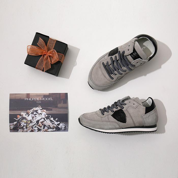 TRL0 X01A <br>儿童Tropez跑鞋(GR)