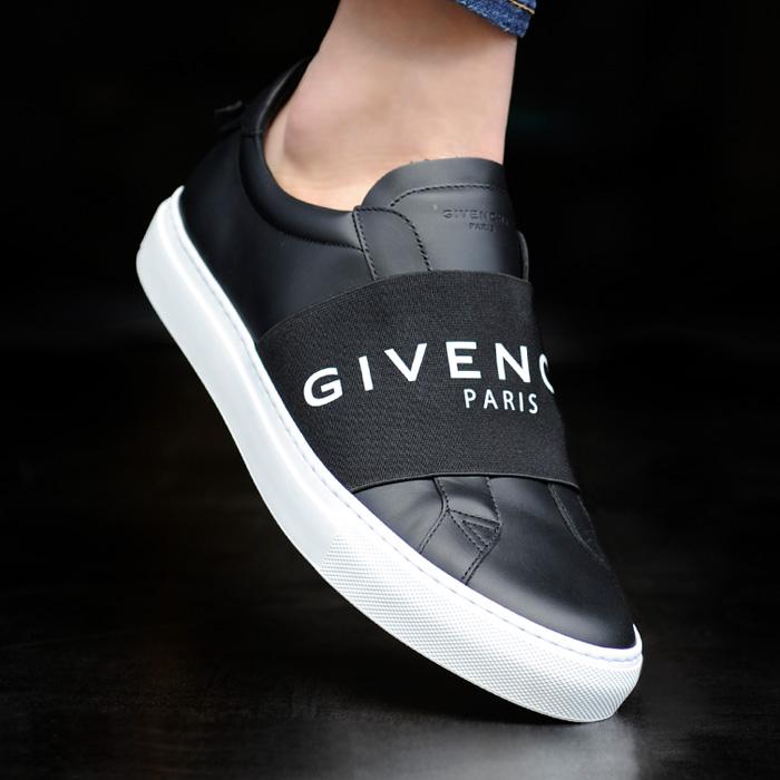 19SS BH0003H017 004 <BR>赫本street乐团胶底帆布鞋(BK)