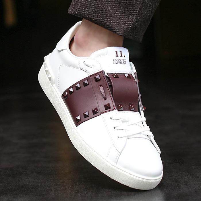 19SS RY2S0931.LTU <br> Collar hiden胶底帆布鞋(BR)
