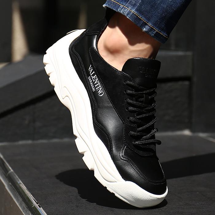 19FW SY2S0B17.VRN 0NO <br> Banshee Panel胶底帆布鞋(BK)