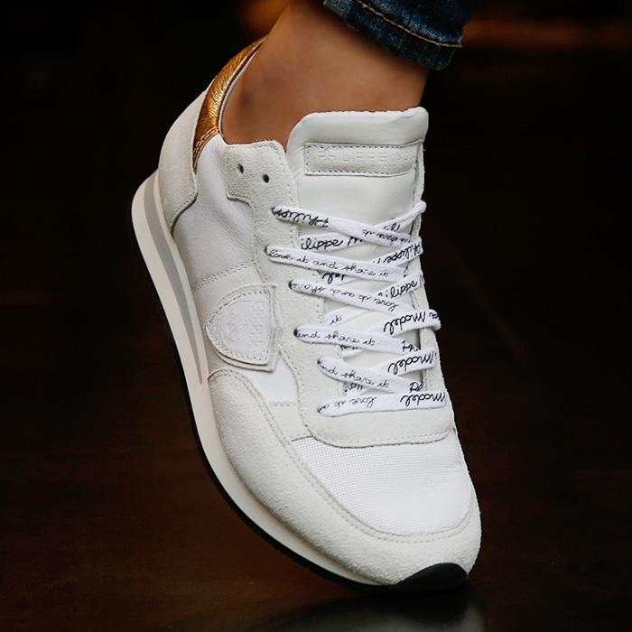 19F TRLD WM34 <BR> Tropez女式慢跑鞋(WH)