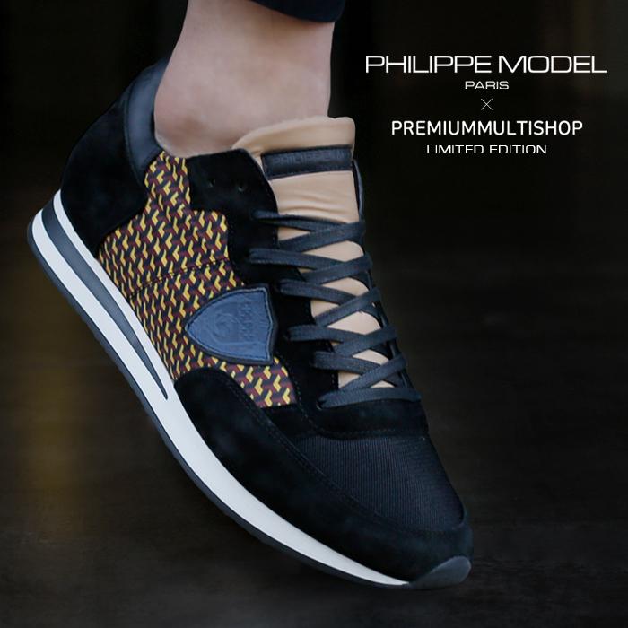 19SS TRLU WF03 <BR>限量版Tropez跑步鞋(BK)