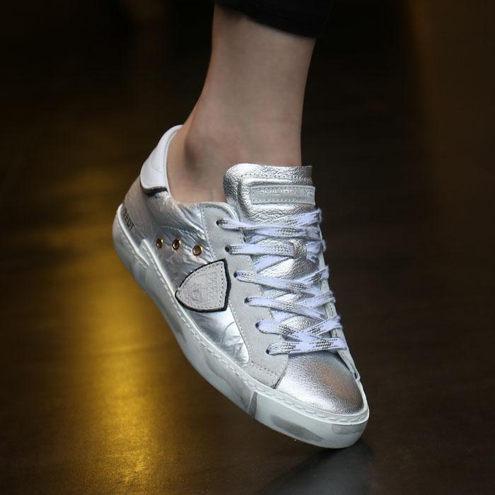 20FW PRLD MC03 <BR>女士运动鞋(SV)